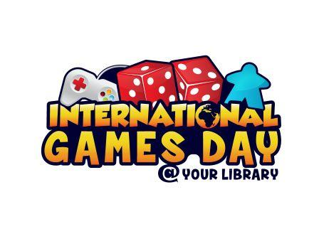 International Games Day @ biblioteca